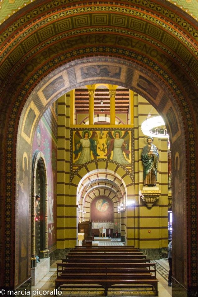Mosteiro São Bento missa