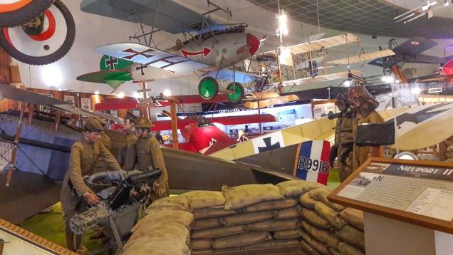 San Diego Balboa Museu aeroespacial