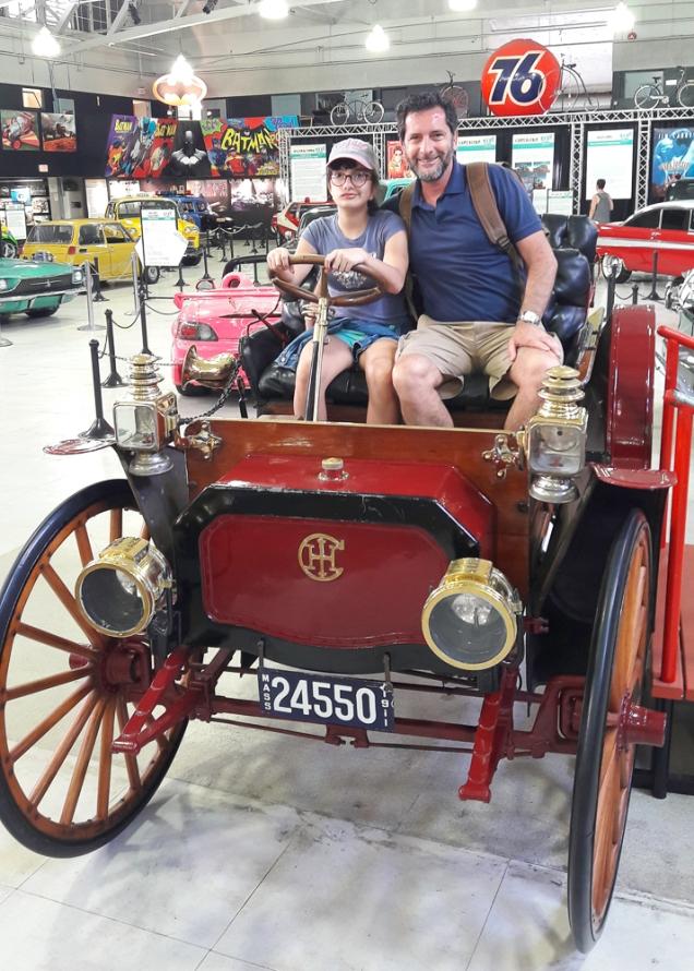 Sam Diego Museu Automóvel