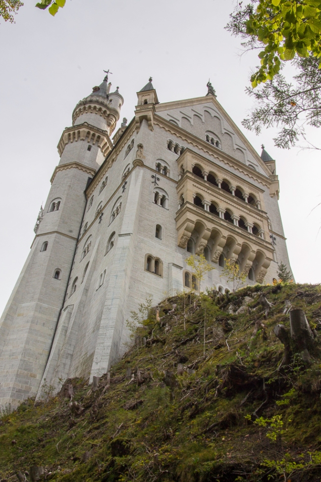 Neuschwanstein-Castelo Alemanha