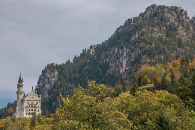 Neuschwanstein como chegar