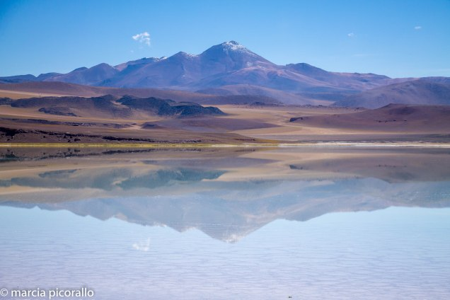 Atacama Lagunas Altiplanicas Piedras Rojas