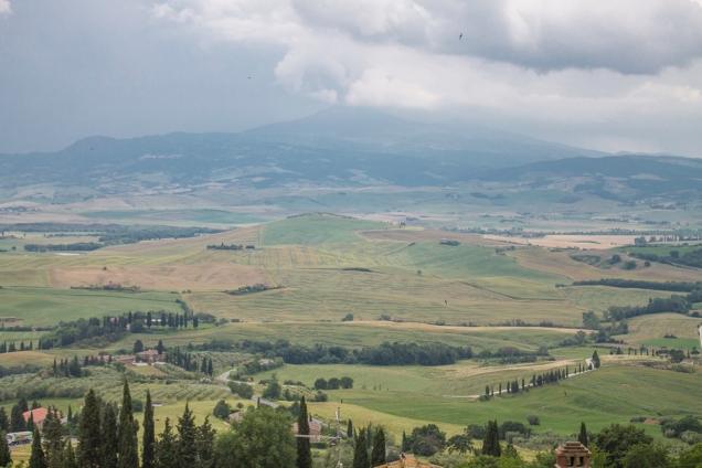 Pienza Toscana