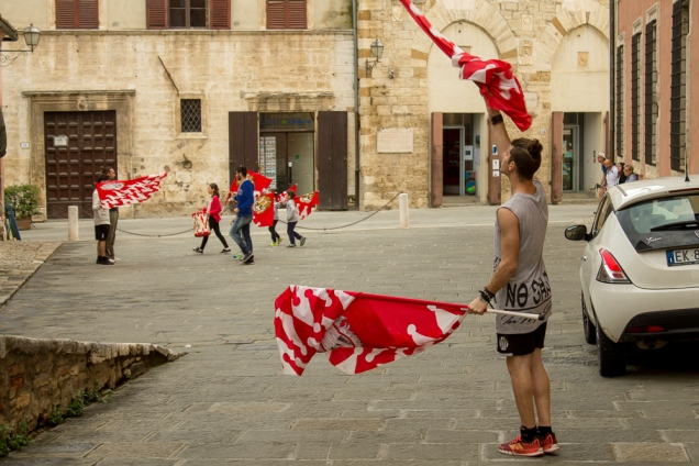 San Quirino d'Orcia bate-volta de Florença
