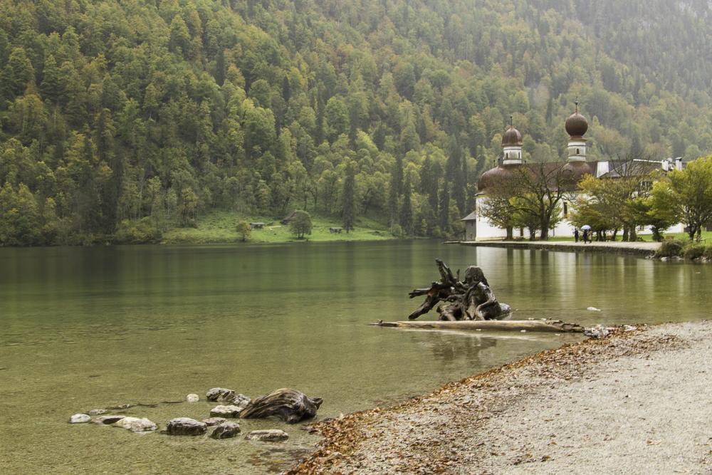lago konigssee-Berchesgaden