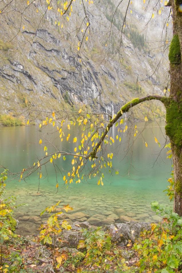 lago lago obersee-Berchesgaden-Berchesgaden