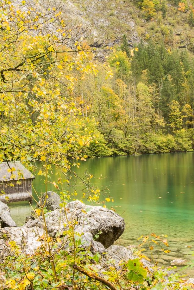 lago obersee-Berchesgaden
