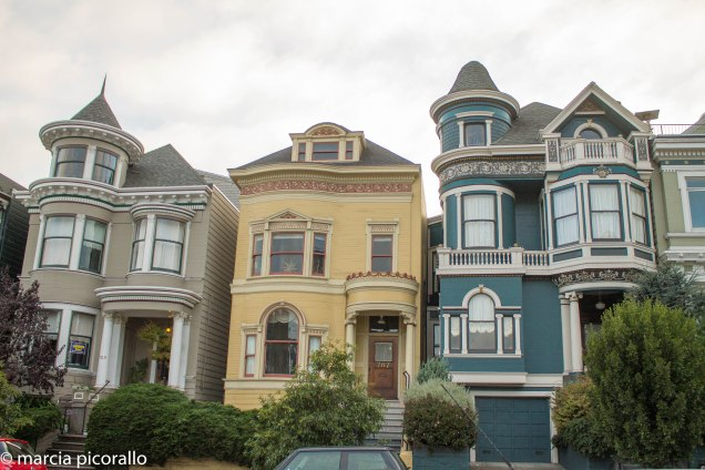 sao francisco painted ladies