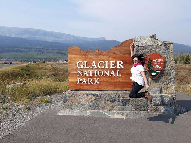 Montana Glacier Park Canada