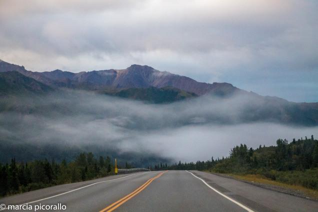 estradas Alasca Denali