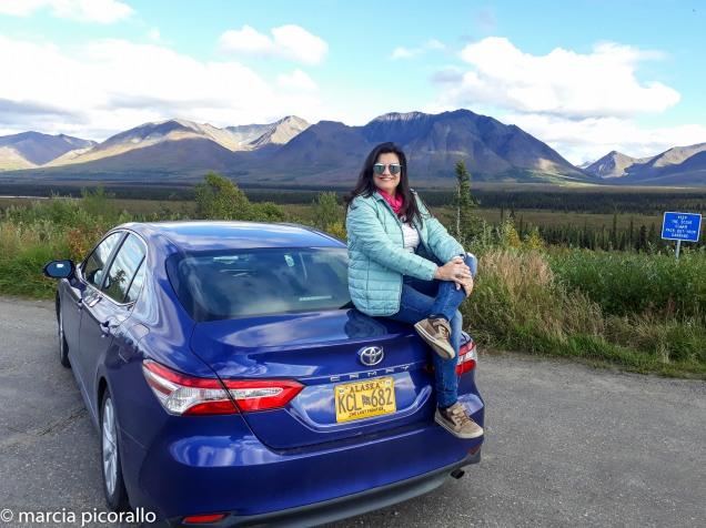 alguuel carro Alasca