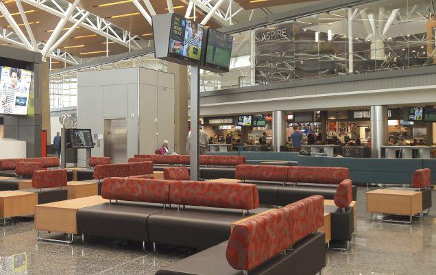 Calgary aeroporto-canada-alberta