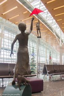 Canada aeroporto banff