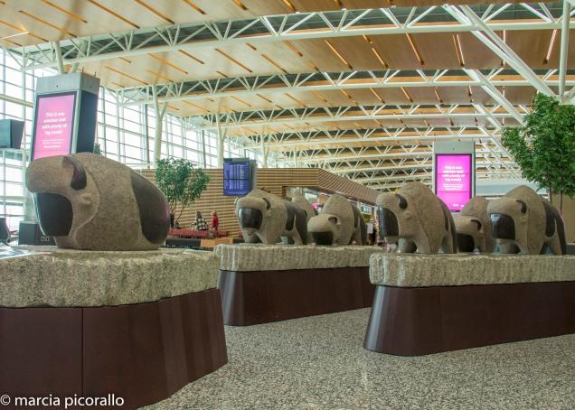 Calgary aeroporto salas vip Canada