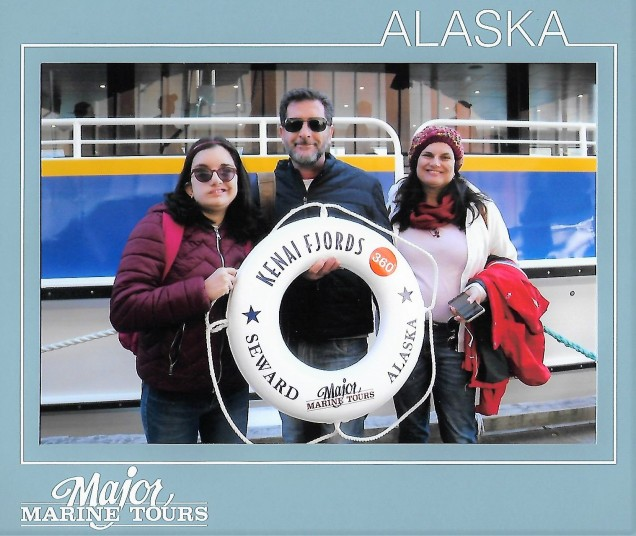 cruzeiro Seward Alasca
