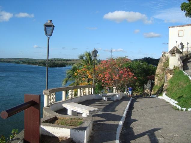 Rio São Francisco Alagoas passeio barco