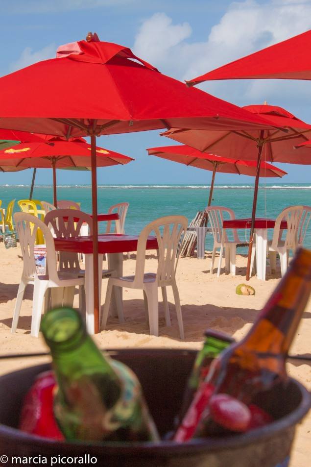 praia Gunga restaurante
