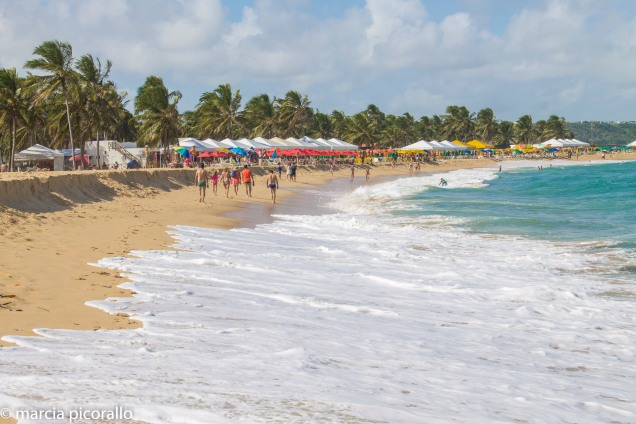 praias perto MAceio