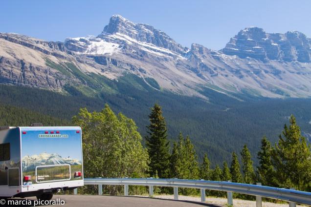 Alberta Canada icefields parkway