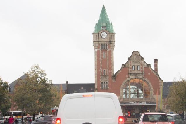 Colmar-alsacia-trem