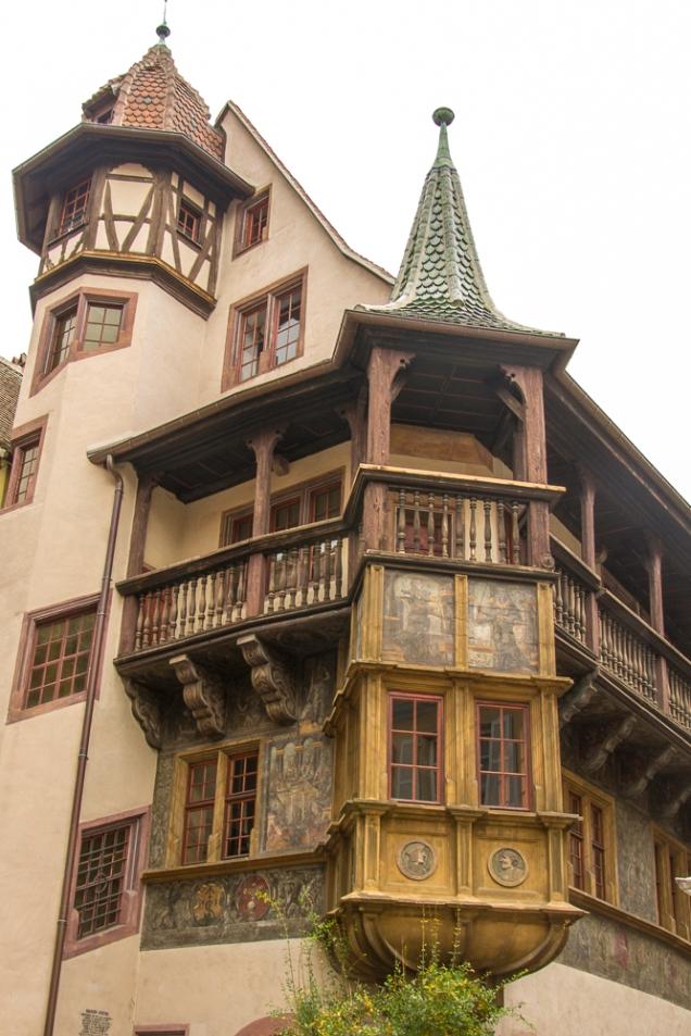 Colmar-Alsacia-frança