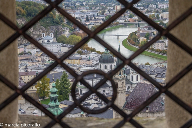 fortaleza salzburgo mirante
