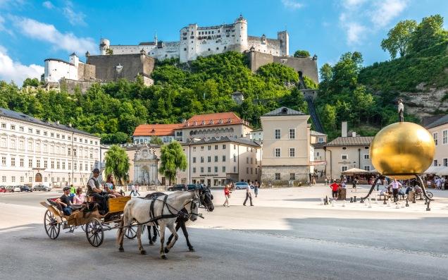 Salzburgo fortaleza o que fazer