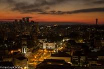 Curitiba noite