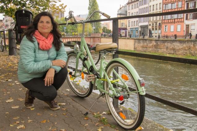 estrasburgo bicicleta