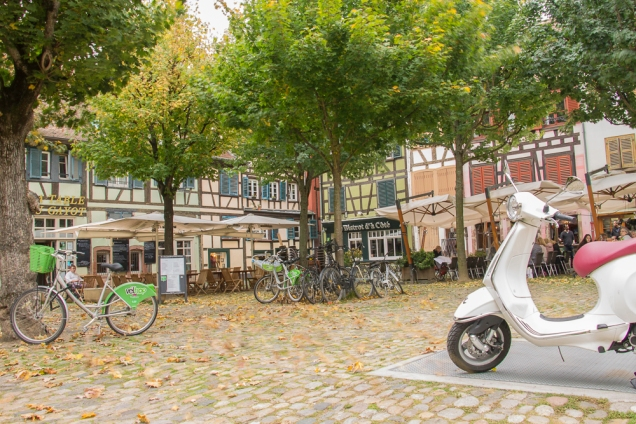Esrtasburgo roteiro o que fazer
