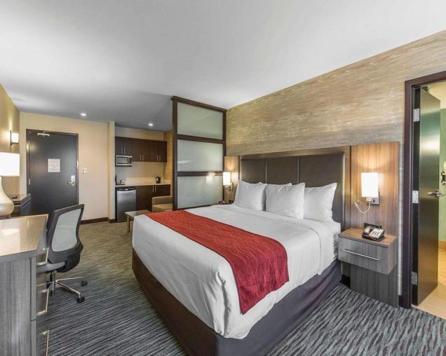 Hotel Calgary onde ficar