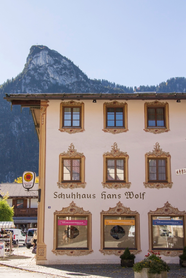 Oberammergau bate volta Munique