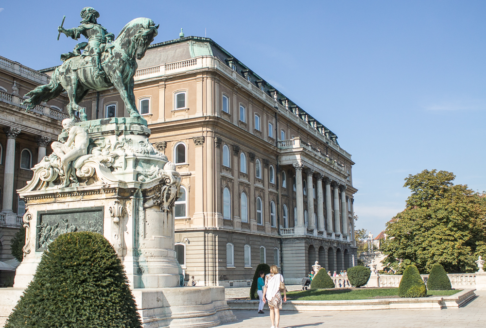 Budapeste castelo real
