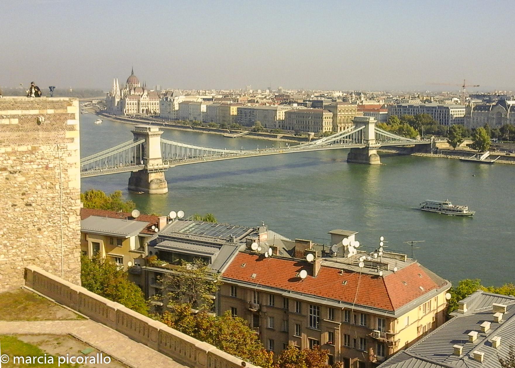 Budapeste palácio real
