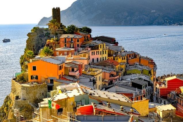 Roteiros Itália
