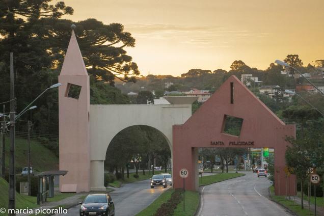 pontos turísticos Curitiba