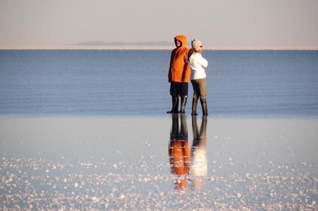 Chile Atacama e salar Uyuni