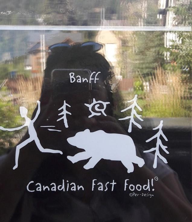 Banff Canada souvenirs