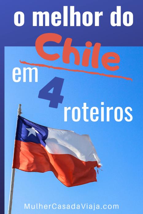 roteiro viagem Chile