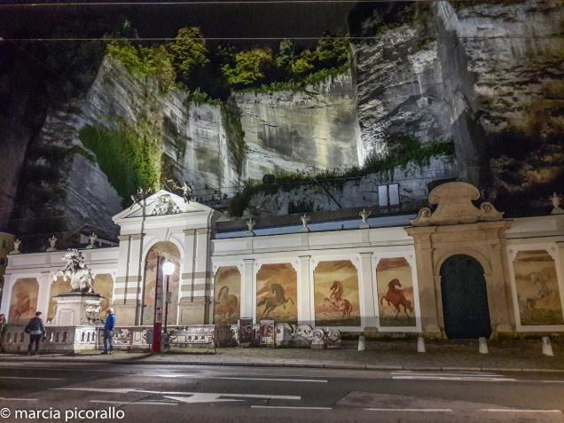 Salzburgo-oomo chegar