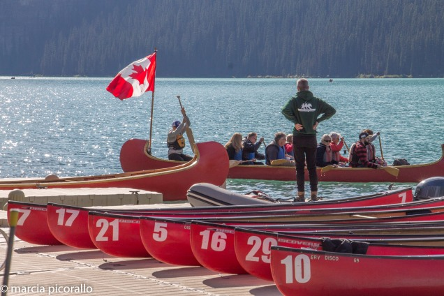 o que fazer em Lake Louise