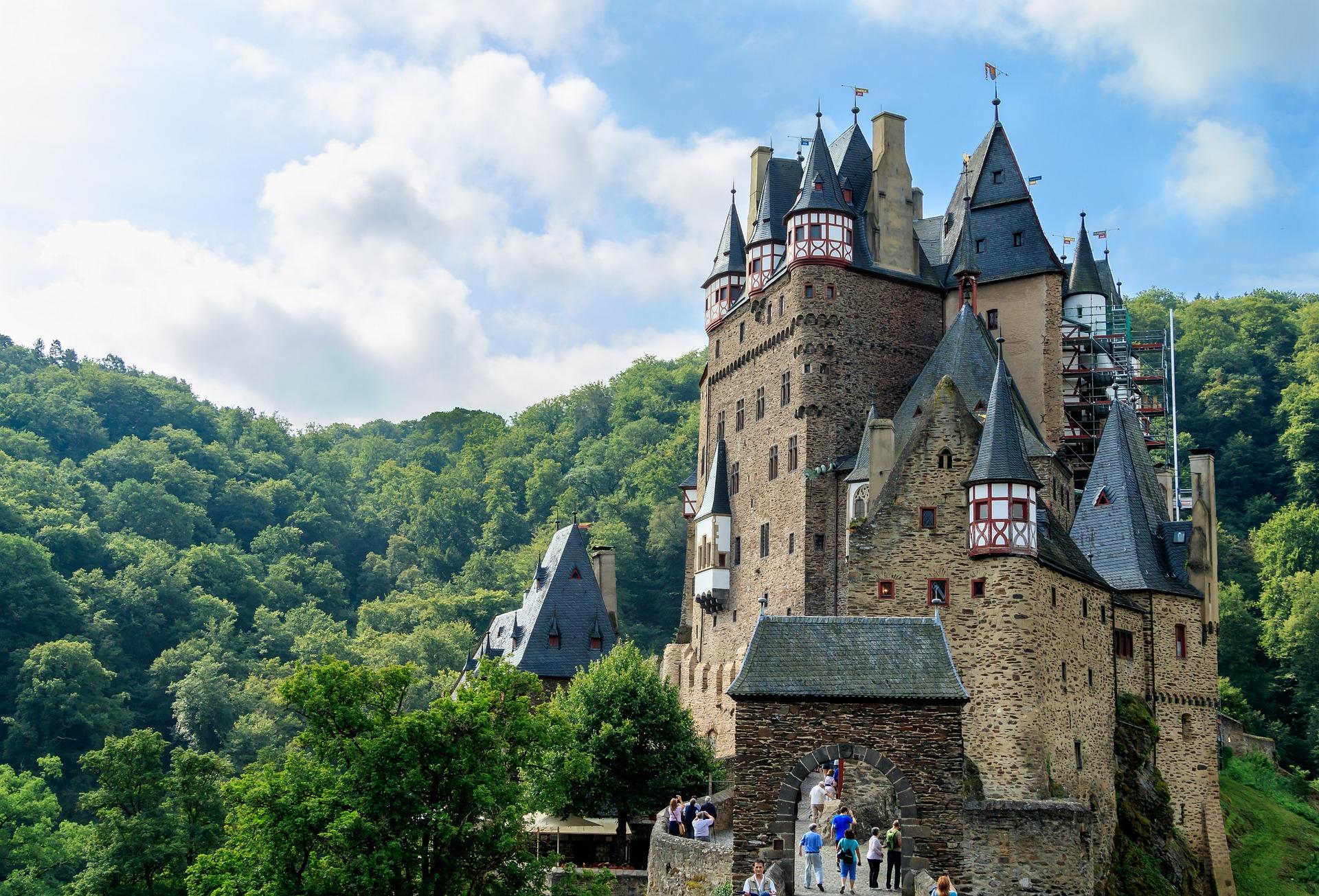 castelos da alemanha